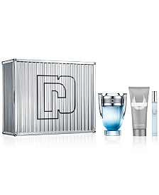 Paco Rabanne Invictus Aqua 3-Pc. Gift Set