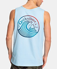 Quiksilver Men's Wave Logo Tank
