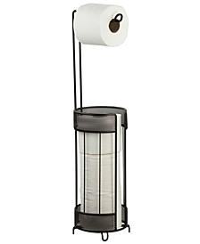 Metropolitan Collection Steel Toilet Paper Holder