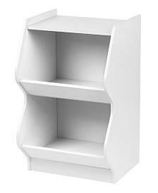 2 Tier Curved Edge Storage Shelf