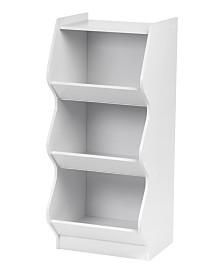 3 Tier Curved Edge Storage Shelf