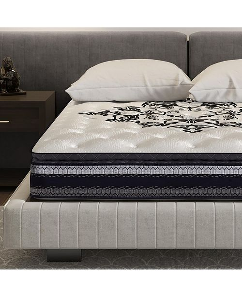 Signature Sleep Starling 10'' Independently Encased Coil Mattress Foam