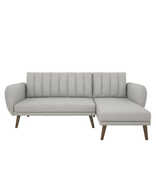 Sectional Futon Sofa