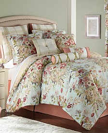 Rose Tree Lorraine 4pc king comforter set