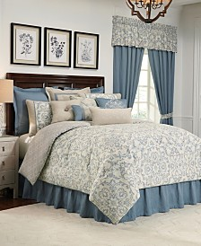 Rose Tree Placio 4pc queen comforter set