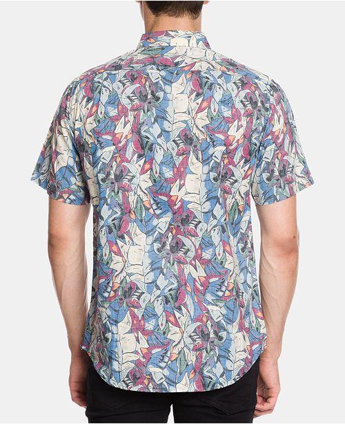 c517f0d5 Ezekiel Men's Riviera Short Sleeve Woven & Reviews - Shirts - Men ...