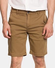 Ezekiel Men's Comfort-Fit Stretch Bounce New Denim Walk Shorts