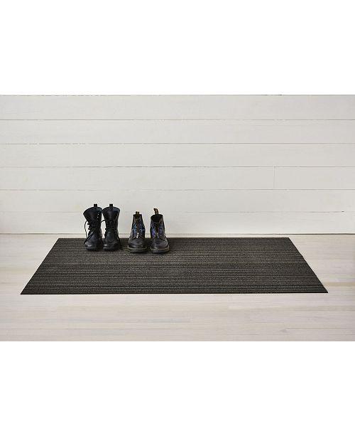 "Chilewich Skinny Stripe Doormat, 18"" x 28"""