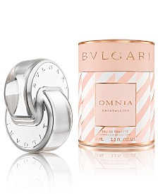 BVLGARI Omnia Crystalline Candy Shop Edition Eau de Toilette, 2.2-oz.