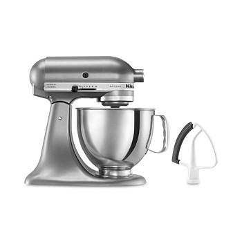 KitchenAid Artisan Series 5-Quart Tilt-Head Stand Mixer w/Flex Edge Beater