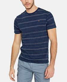 Buffalo David Bitton Men's Koband Stripe T-Shirt
