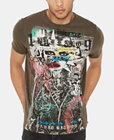 Buffalo David Bitton Men's Typaz Graphic T-Shirt