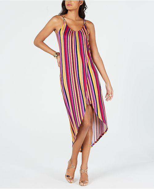 Thalia Sodi Embellished High-Low Dress, Created for Macy's