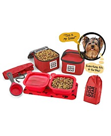 Overland Dog Gear Dine Away Bag for Small Dogs