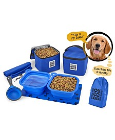 Overland Dog Gear Dine Away Bag for Medium and Large Dogs