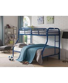 Tritan Twin Over Full Bunk Bed