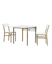 by Cosmopolitan Mercer Dining Table & Chair Set