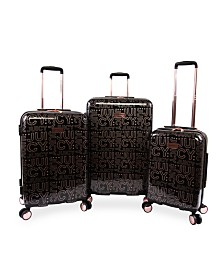 Florence 3-Piece Spinner Luggage Set