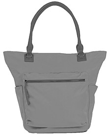 Super Group Vegan Leather Handbag