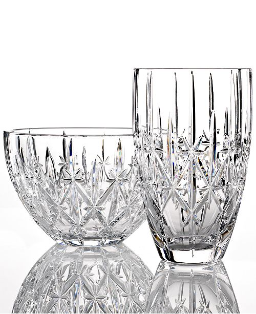 Marquis By Waterford Sparkle Collection Crystal Gifts Bowls
