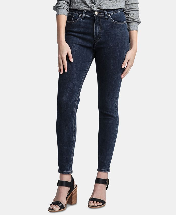 Silver Jeans Co. - Calley High-Rise Skinny Jeans