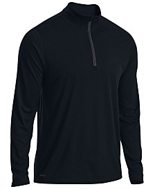 EMS® Men's Techwick Essentials Stretch Moisture-Wicking 1/4-Zip Pullover