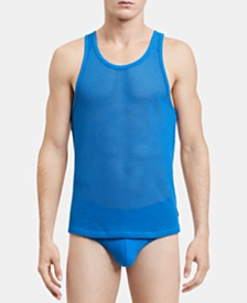 Calvin Klein Men's Mesh Tank Top