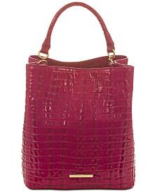 Brahmin Amelia Melbourne Bucket Bag