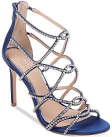 Jewel by Badgley Mischka Delancey Evening Sandals