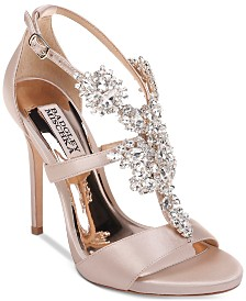 Badgley Mischka Leah II Evening Shoes