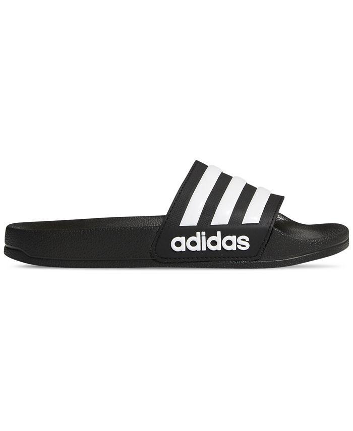 adidas - Boys' Adilette Shower Slide Sandals from Finish Line