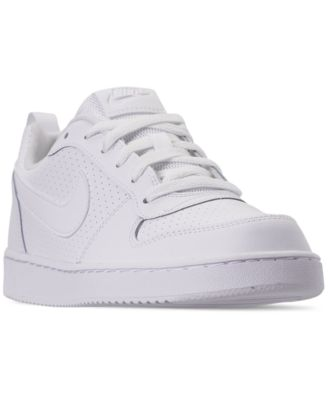 Boys\u0027 Court Borough Low Casual Sneakers from Finish Line