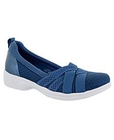 Solite Sheer Slip-on Sandals