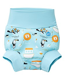 Reusable Happy Nappy Swim Diaper - Noah's Ark 2-3 Years