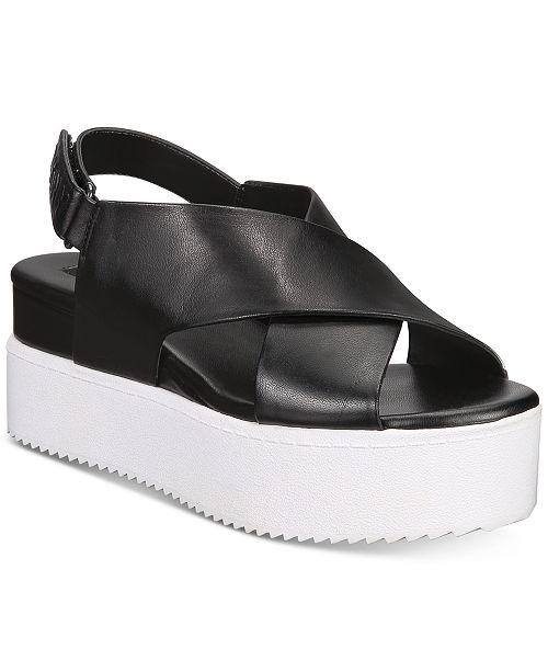 DKNY Carina Slingback Sandals, Created For Macy's