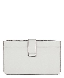 Grazioso Zippered Back Wallet
