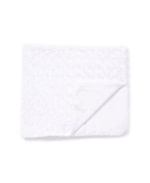 Image of Curly Plush Baby Blanket