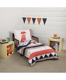 Carter's Aztec 4 Piece Toddler Bedding Set