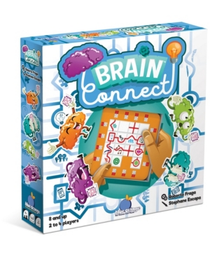 Blue Orange Games Brain Connect Puzzle Game