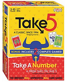 Take 5/Take a Number Bonus Pack