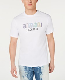 Armani Exchange Men's Logo Graphic T-Shirt