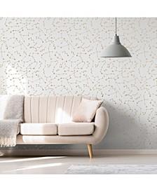 Novogratz Constellations Self-Adhesive Wallpaper
