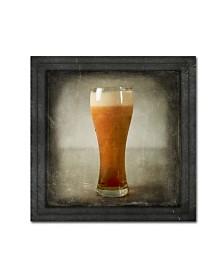 "lightbox Journal 'Dorm Room Pub Just Beer' Canvas Art - 18"" x 18"" x 2"""