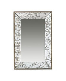 Dorthea Rectangular Hanging Mirror, Large