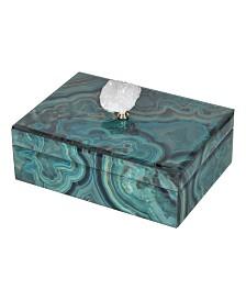 Bethany Marbled Box, Large