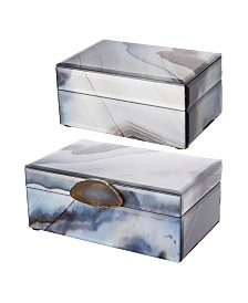 Lone Jewelry Boxes, Set of 2