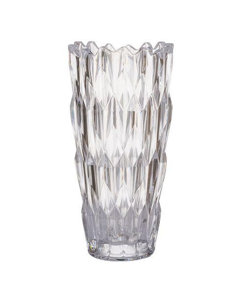 AB Home Livie Pique Vase, Short