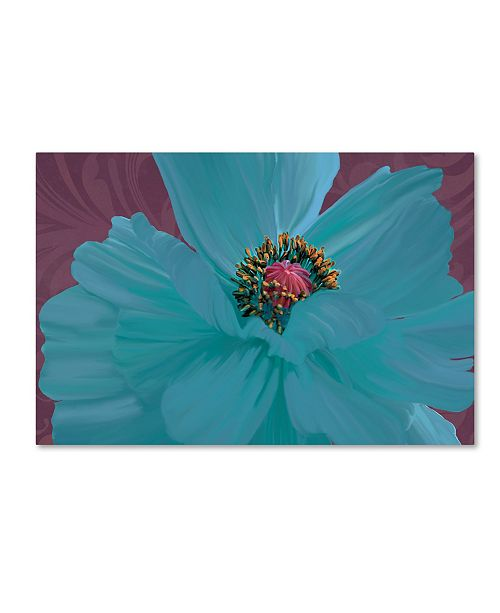 "Trademark Global Tina Lavoie 'Color Theory II' Canvas Art - 19"" x 12"" x 2"""