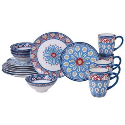 Tangier 16-Pc. Dinnerware Set