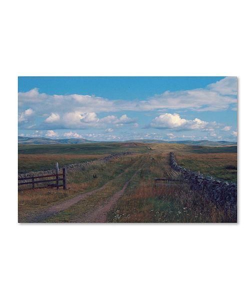 """Trademark Global Robert K Jones 'Scotland 9a' Canvas Art - 24"""" x 16"""" x 2"""""""